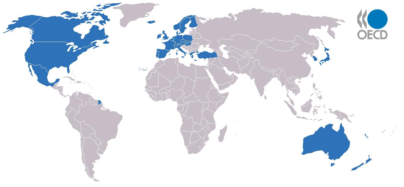 OECD-Mitgliedsstaaten