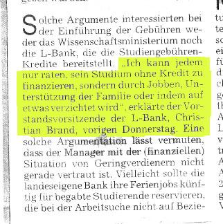 Stuttgarter Nachrichten 28.04.08