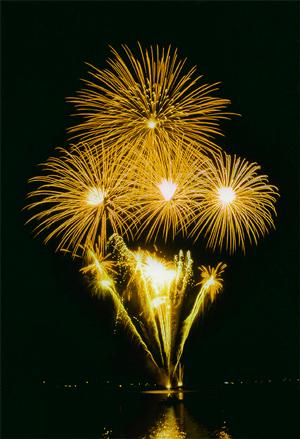 Ein gutes neues Jahr 2010!