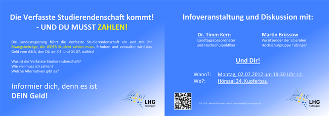 Dr. Timm Kern MdL