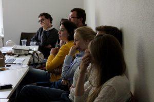 Teilnehmer Vortrag UCF