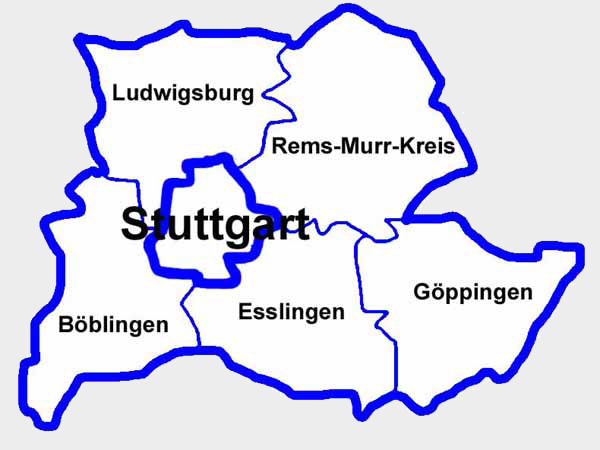 Region Stuttgart