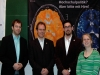 Philipp Carlson (BuVo), Prof. Dr. Volker Haug, Alexander Schopf, Sonja Worch (BuVo)